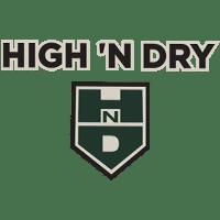 High 'N Dry Logo